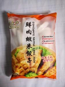 佳惠牌鲜肉虾米水饺600g