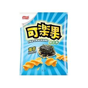可乐果 豌豆酥-海苔口味 57g