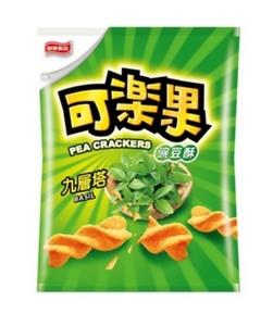 可乐果 豌豆酥 -九层塔口味 57