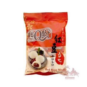 宝岛Q点子 和风小菓子 红豆麻糬 120g