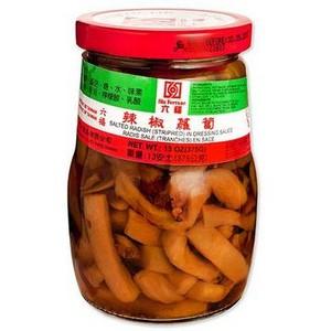 六福 辣椒萝卜 375g