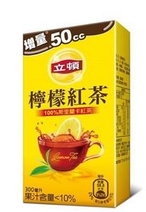 立顿柠檬红茶 6x300ml
