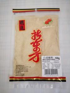 新东方 白胡椒粉 100g
