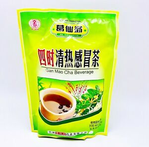 葛仙翁 四时清热感冒茶 160g