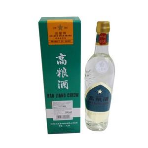 金星牌 高粱酒 500ml