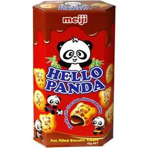 HELLO PANDA 巧克力饼干 50g