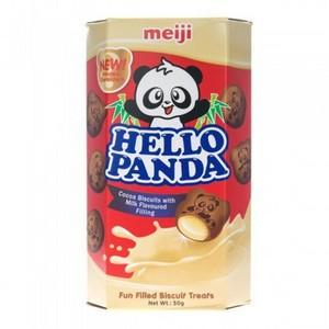 HELLO PANDA 巧克力牛奶味饼干 50g