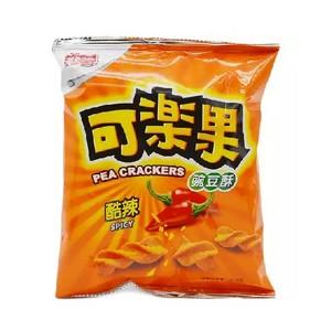 可乐果 豌豆酥-酷辣口味 57g