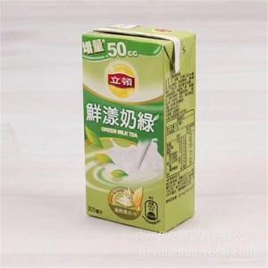 立顿奶绿 6x300ml