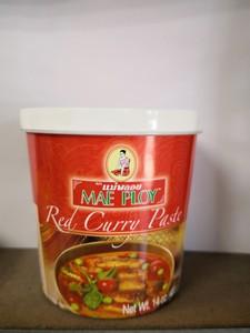 MAEPLOY 红咖喱酱 400g