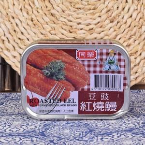同荣 豆豉红烧鳗  100克