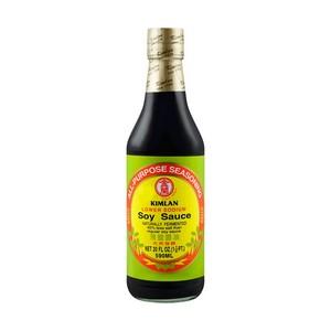 金兰薄盐酱油590ml