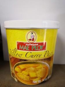MAEPLOY 黄咖喱 400g
