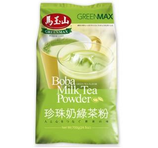 马玉山 珍珠绿茶粉 700g