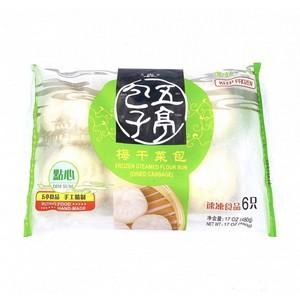 五亭梅干菜包 480G