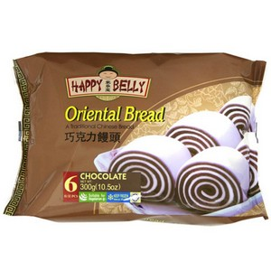 Happy Belly巧克力馒头