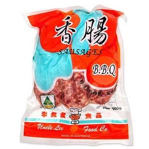 李叔叔 香肠 B.B.Q 500g