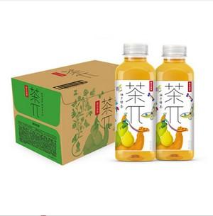 茶π 柚子绿茶 15x500ml