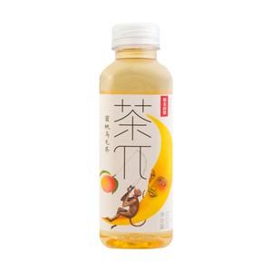 茶π 蜜桃乌龙茶 500ml