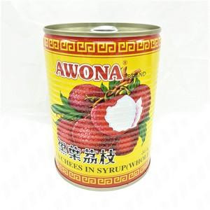 Awona黑叶荔枝