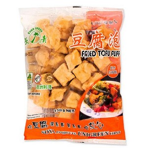 长青新鲜小豆腐泡 150G
