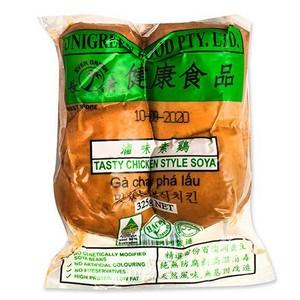 长青卤味素鸡 325g