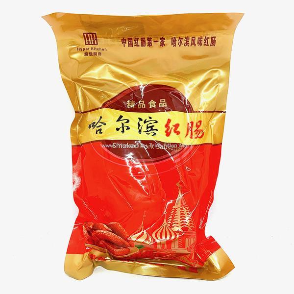 超级厨房 哈尔滨红肠 3pcs 500g