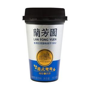 兰芳园 港式鸳鸯(咖啡+奶茶)280ml