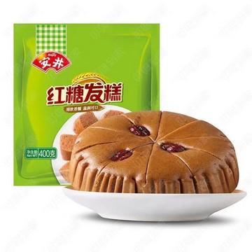 安井 红糖发糕 400g