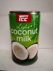 TCC 清椰奶165ml