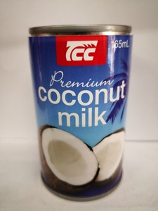 TCC 椰奶  165ml