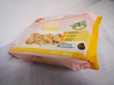 客家 猪肉白菜水饺