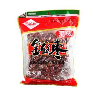 金兰鸟 金丝枣 500g(无核)