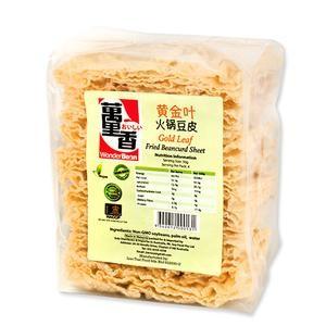 万里香 黄金叶火锅豆皮 50g
