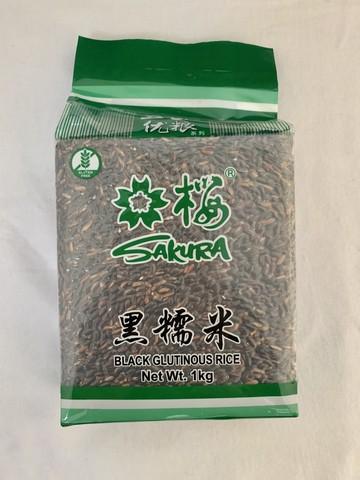 五谷优粮 梅 黑糯米 1kg