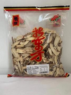 新东方 甘草片 1kg