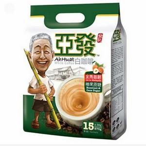 亚发白咖啡榛果蔗糖