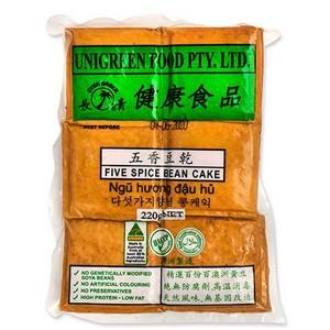长青 五香豆干 220g
