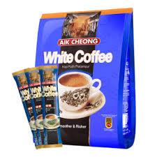 益昌二合一无糖白咖啡375g