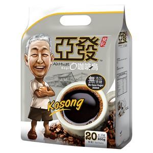 亚发无糖咖啡200g