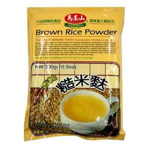 马玉山 糙米麸 300g