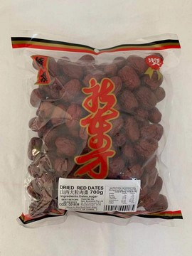 新东方 山西大粒肉枣 700g