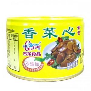 古龙 香菜心  170克