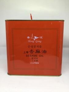 香江麻油2L