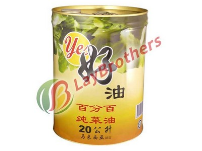 Yes 菜油20L