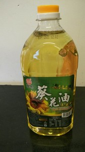 龙港 葵花油2L