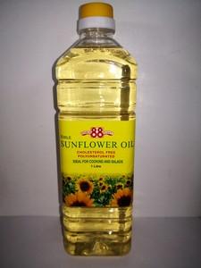 88 葵花油 1L