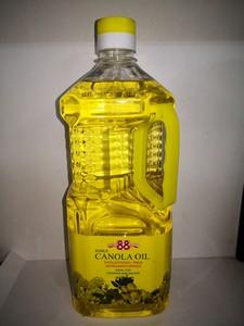 88 菜籽油 2L
